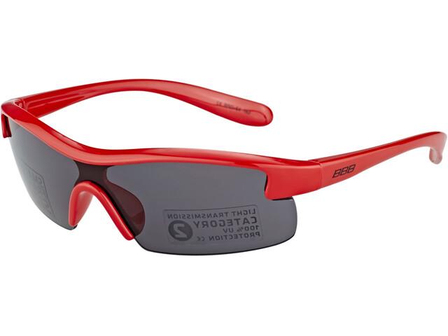 BBB Kids BSG-54 Okulary sportowe Dzieci, gloss red